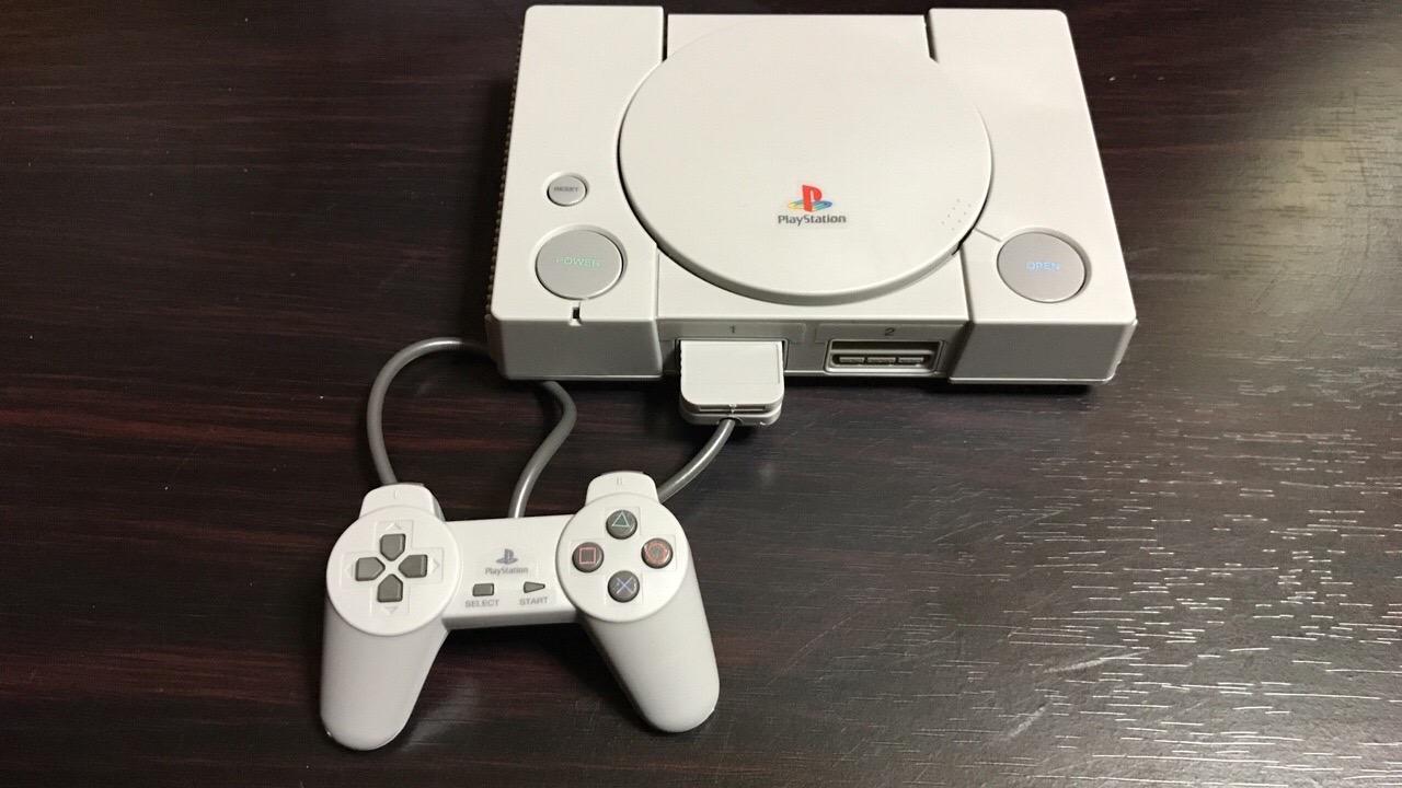 PlayStation2/5組み立て完成