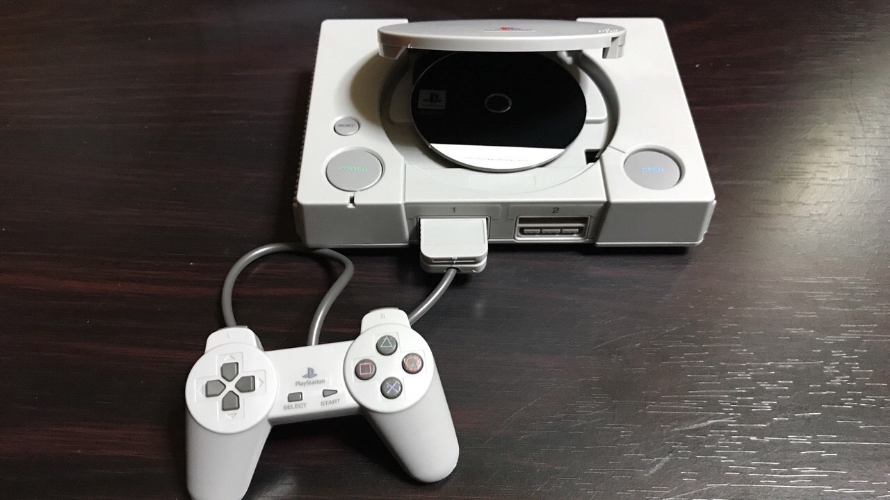 PlayStation2/5組み立て完成2